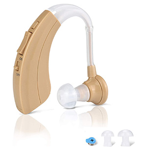 Digital Hearing Amplifier Aid