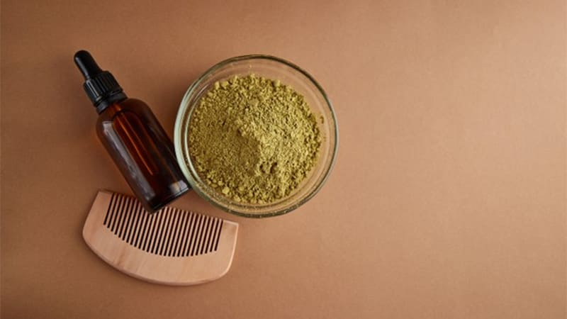 Natural Remedies - Henna