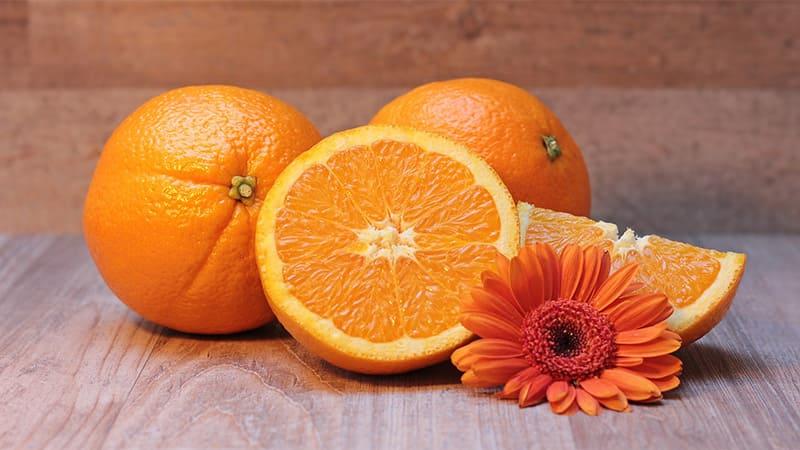 Natural Remedies - Orange Puree
